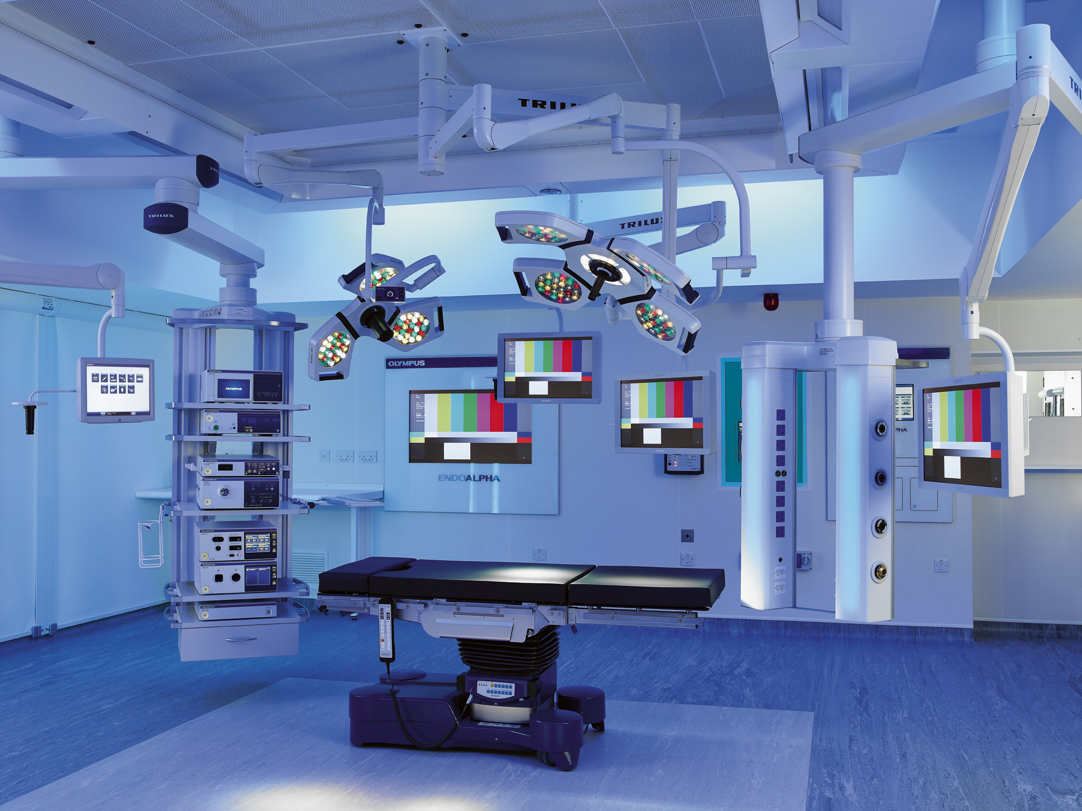 Olympus Selected As Innovation Partner And To Equip 35 Ors