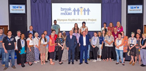 Future Careers UK - Break the Mould Group Photo