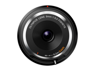 Body Cap Lens 9mm 1:8.0, Olympus, Systemkameras , PEN & OM-D Accessories