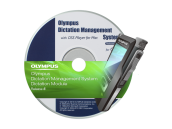ODMS for Clients, Olympus, Sprachverarbeitungssoftware , Speech Processing