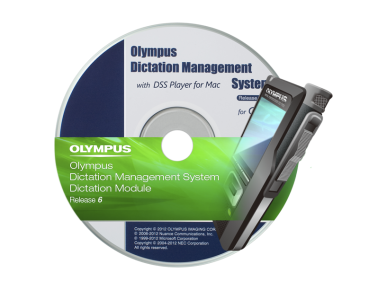 ODMS ‑ Dictation Module, Olympus, Transcription Software